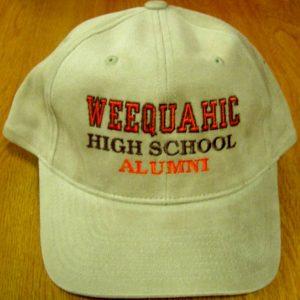 Khaki Hat with WHS Alumni