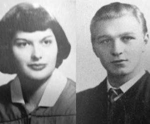 Lenore, 1949, and David Bexkerman, 1943