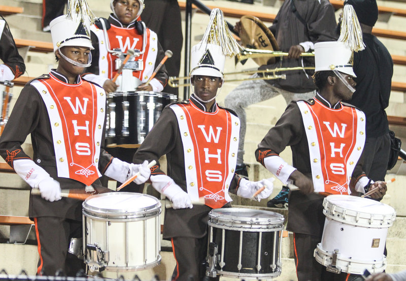 Weequahic Band Uniforms2