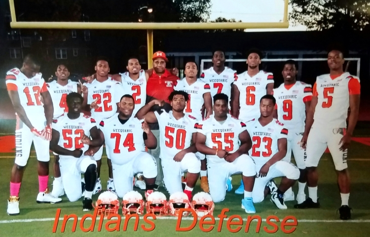 Football Team Defense