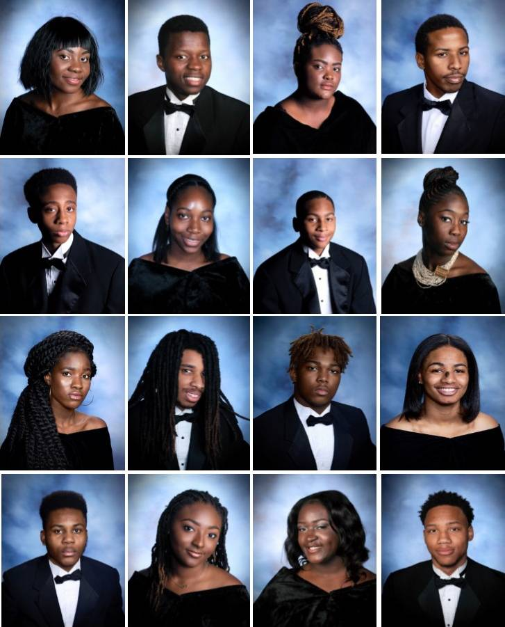 Class of 2018 Schiolarship Collage