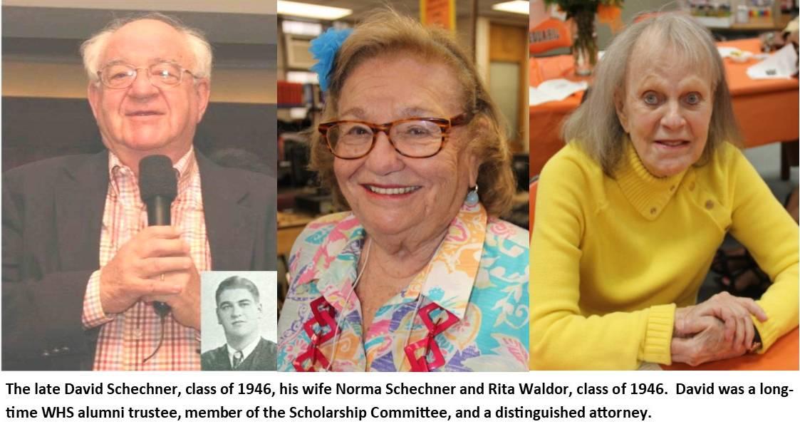David, Norma and Rita