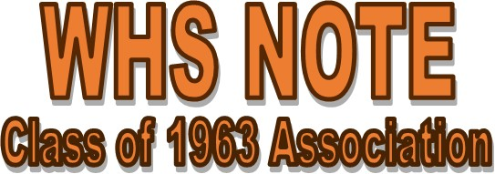 WHS Note Logo