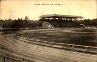 Grandstand at Weequahic Park