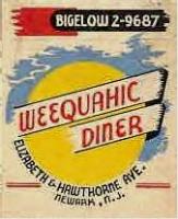 Weequahic Diner Matchbook3.jpg