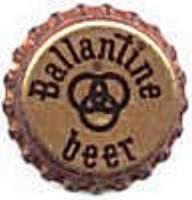 Ballantine Beer Bottle Cap