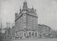 Corner of Central Avenue