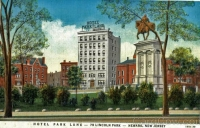 Hotel Park Lane at Lincoln Park in Newark