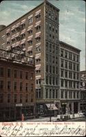 Lawyers & Telephone Building on Market Street in Newark