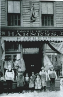Emanuel Harness Store on Sprinfield Avenue 1887