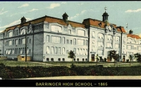 Barringer High School - 1865