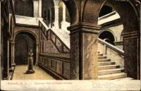 Newark Public Library - Inside Entrance