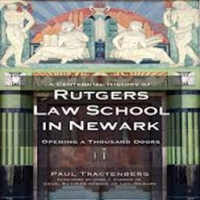 Rurgers Newark Law School Book Cover