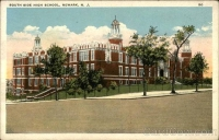 South Side High School in Newark