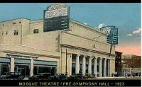 Mosque Theatre - 1923