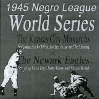 Newark Eagles World Series Ad