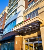 Courtyard Marriott in Downtown Newark