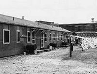Newark Barracks After WWII