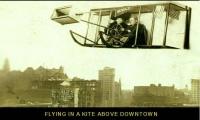 Flying Over Newark