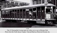 Newark Trolley Car 2
