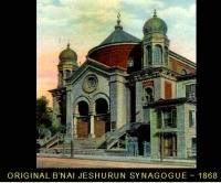 Bnai Jeshurun - 1868
