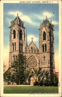 Sacred Heart Cathedral Postcard