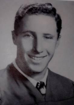 Bill Pollak, 1953