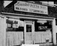 Amatos Pizzeria