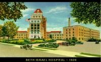 Beth Israel Hospital 1928