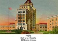 Beth Israel Hospital 1940