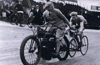 Cycling at Weequahic Park
