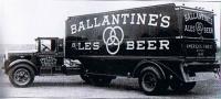 Ballantine Beer Truck