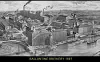 Ballantine Brewery - 1897