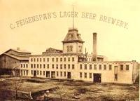 C. Feigenspan Lager Beer Brewery