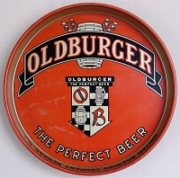 Oldburger Beer Bottle Cap
