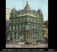 Firemans Insurance Building - 1800s