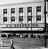 Kresge Department Store