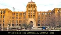 Arts High School - 1882