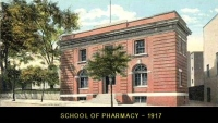 School of Pharmacy - 1917