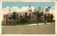 South Side High School in Newark