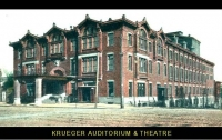Krueger Auditorium & Theatre