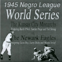 Newark Eagles World Series Ad