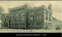 Sussex Avenue Armory - 1927