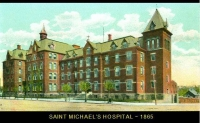 St. Michaels Hospital - 1865