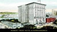 Robert Treat Hote and Surroundings