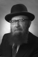Rabbi Meyer Blumenfeld