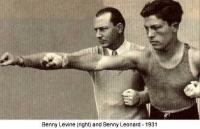 Benny Levine & Benny Leonard