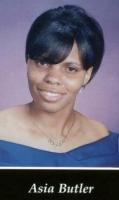 Asia Butler, Delaware State University, WHS 2003