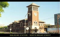 Broad Street Train Station