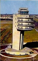 Newark Airport Control Tower